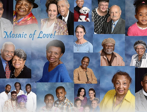 Our Church is a Mosaic of Love – Get Our Latest Newsletter
