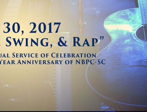 Save the Date – April 30, 2017Psalms, Swing, & Rap at 3:30 p.m.