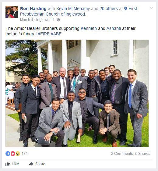 Inglewood First Presbyterian Church + Let's Get Social