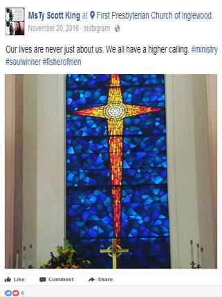 First Presbyterian Church-Inglewood