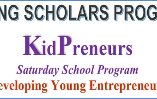 Join KidPreneurs: Limited Space Available - Young Scholars Program to develop entrepreneur skills. FREE Weekend events for kids in Inglewood, ca