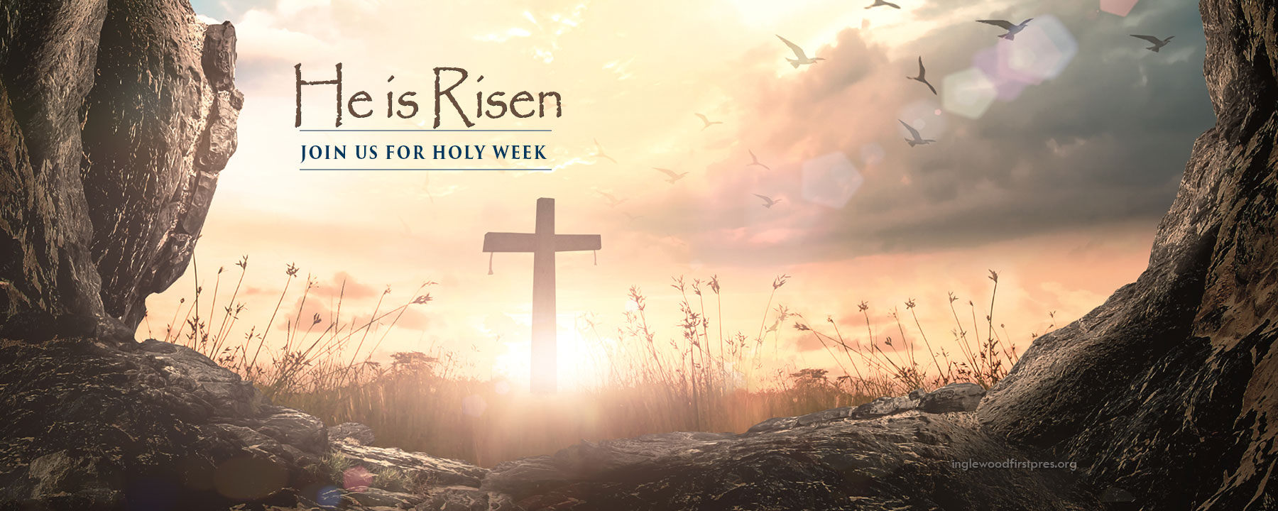 Holy Week and Easter Sunday