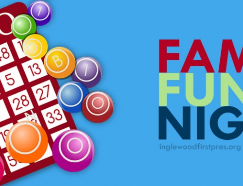 Family Fun Night at FPCI